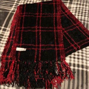 Charter club scarf plaid